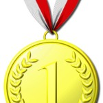 Pic of Gold Medal