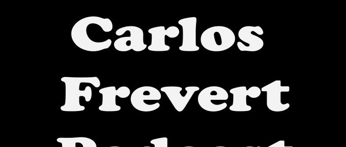 The Carlos Frevert Podcast Logo